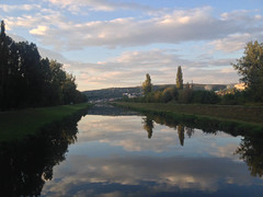 Koice, Hornd (jan.stefka) Tags: reka 2016river kosice evening 2016 hornad vecer slovensko