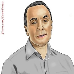 Handsome Businessman on Focus - Fadi Ghandour (DrawTweets) Tags: handsome businessman focus fadi ghandour