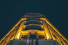 THE WESTIN GRAND (Robbi_An) Tags: berlin germany deutschland friedrichstrasse nacht night hotel leica leicaq leicatyp116 summilux 28mm