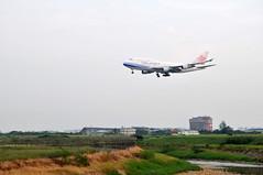 N168CL, ex. B-18209 (Yiu KM) Tags: boeing 747400 ci china airlines