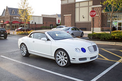 Unique (Hertj94 Photography) Tags: bentley continental gtc south barrington arboretum mall may 2016 canon t3