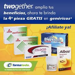 EN GRUPO FARMATODO TE HABLAMOS DE LOS BENEFICIOS QUE TE BRINDAN FARMATODO  Y TWOGETHER EN OMEPRAZOL 4 (tipsfarmatodo) Tags: farmatodo y twogether te brindan más beneficios ahora ya puedes llevarte la cuarta pieza gratis en medicamentos genéricos como omeprazol de 20 miligramos con 7 14 capsulas ¡afíliate wwwfarmatodocommx grupofarmatodo