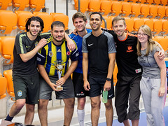 PA211607.jpg (Bart Notermans) Tags: coolblue bartnotermans collegas competitie feyenoord olympus rotterdam soccer sport zaalvoetbal