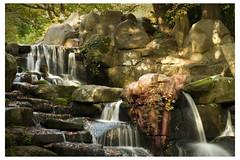 0059,Waterfall,06 15x10 (mikeinfleet) Tags: virginiawater surrey waterfall falls water