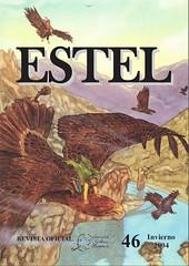 Sociedad_Tolkien_Espanola_Revista_Estel_46_portada (Sociedad Tolkien Espaola (STE)) Tags: ste estel revista tolkien esdla lotr
