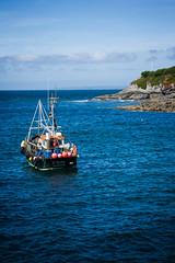 st ruan, porthleven (rtwbrookes) Tags: porthleven cornwall summer sea fishing coast