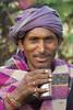 Gond man (wietsej) Tags: gond man kawardha chhattisgarh india sony a100 zeiss sonydslra100 sonysal135f18