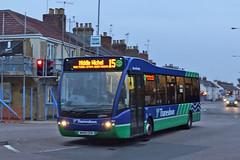 Thamesdown Transport - WX60 EEB (peco59) Tags: wx60eeb optare v1110 versa thamesdowntransport thamesdown queenelizabeth psv pcv