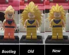 ssj 3 goku hair (teamfourstud) Tags: 3 decool bootleg custom dragonballz dragon ball z supersaiyan dragonballgt gt dragonballsuper dbs minifigure figure mini decals dragonball minifigures figures world martial arts tournament ssj ssj3 haul printing 3d shapeways bragonball dbz lego goku super saiyan