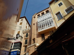 Palma de Mallorca, Spain (Shaun Smith-Milne) Tags: majorca palmademallorca mallorca majorque espagne spain immeuble tower buildings bâtiments upshot