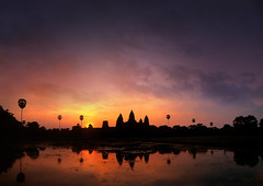 Angkor Wat (www.forgottenheritage.co.uk) Tags: cambodia travel angkor wat thom temple buddhist hindu