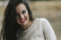 Sunny smile (maikel_nai) Tags: girl model portrait whiteshirt whitesweater redlips smiling brunette n4i n4ies beauty beautifulgirl canon5d 85mm rainyday 2016 hazeleyes blueeyeshadows2016doshermanasjaviervelajesicalpezbajolalluviacalentadorescamisablancacamisetablancachaquetavaquerademinflashgrafittislabiosrojoslluviamaquillajecorridoparaguassesinshortstrasparenciasvaquerosvestidoamar