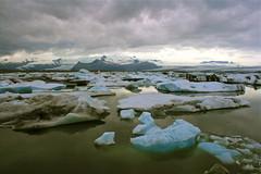 Jökulsárlón (skolavellir12) Tags: ice iceland island jökulsárlón ngc lake glacier vatnajökull river