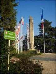 Allée du Souvenir Français