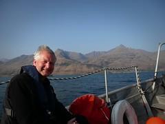 Fast boat to Barrisdale.jpg (tiggerpics2010) Tags: scotland west munros