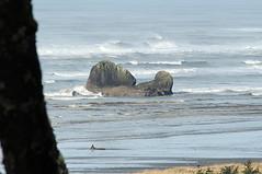 Copalis Rock (Mk) Tags: copalisrock sr109 beach pacificocean shore