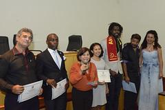 Solenidade em Comemoração aos 41 anos de Independência de Angola - 11.11.2016