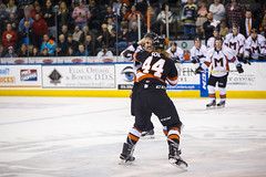 "Missouri Mavericks vs. Fort Wayne Komets, November 11, 2016.  Photo: John Howe/ Howe Creative Photography • <a style=""font-size:0.8em;"" href=""http://www.flickr.com/photos/134016632@N02/30894066361/"" target=""_blank"">View on Flickr</a>"