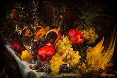 Banquet (The Antic Staatsoper) Tags: banquet stilllife art bizarre dark experimental fineart gloomy mysterious photographersontumblr waste experiment leftover