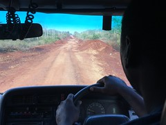 Road to Tsavo