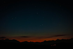 Vaccera sky (Elena.D - ph) Tags: landscape nature naturephotograpy pentax sky stars longexposition