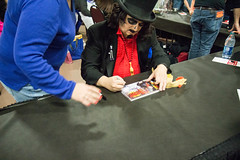 nathalie and svengoolie. november 2016 (timp37) Tags: november 2016 illinois nat nathalie svengoolie chicago st charles pop culture con convention signing autograph