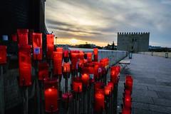 Luces de un amanecer (Miguel.Herrera) Tags: córdoba cirios velas amanecer luces andalucía andalusia