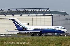 B727-2XB(RE) M-STAR STARLINE AVIATION (shanairpic) Tags: jetairliner bizjet b727 boeing727 shannon starlineaviation mstar