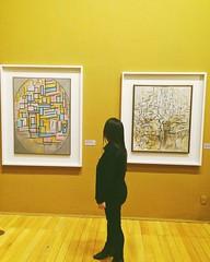 Piet Mondrian 🎨 (Fernanda Fontanezzi) Tags: pietmondrian