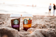 offee for two (Lina Polovets) Tags: sunset sea summer two love beach coffee evening seaside pastel caramel together starbucks mocha northsea enjoyment macchiato icecoffee pacification chokolate pastelcolours