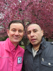 Ryan Janek Wolowski, Marco A. Manosalva, attend The National Cherry Blossom Festival in Washington, D.C. USA (RYANISLAND) Tags: pink usa nature festival japan america cherry washingtondc dc washington spring blossom celebration national american sakura naturalbeauty matsuri springtime pinkflowers the colorpink pinktree lovepink thenationalcherryblossomfestival