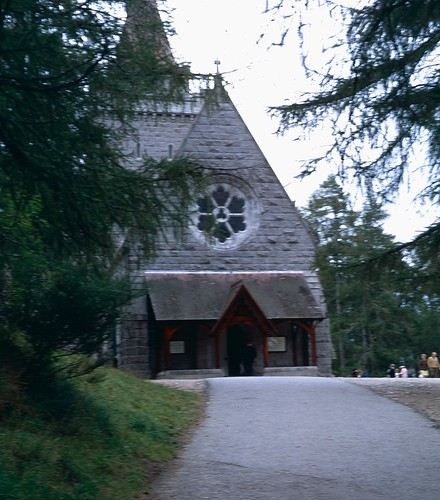 Balmoral Church in 1970