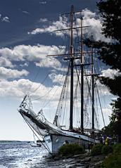 Empire Sandy (ppolgar) Tags: tallships canon1dsmarkii brockvilleontario canonef50mmf12lusmlens 1812tour