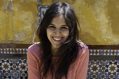 Sherazade (Joe[insanely]) Tags: portrait woman 28mm magda siviglia