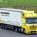 Mercedes Actros new look DK62 WXD Mark Thompson