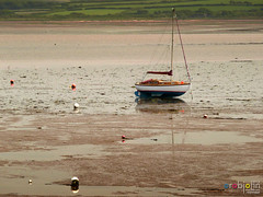 Pembrokeshire June 2013 - 113 - Old Point House at Angle (marmaset) Tags: beach rural village angle pembrokeshire pembs