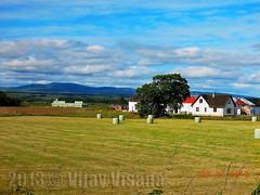 Somewher on A811 (Vijay_ktyely) Tags: scotland sterling lowwood gargunnock a811
