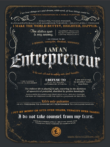 Next28 I AM AN ENTREPRENEUR by thenext28days, on Flickr