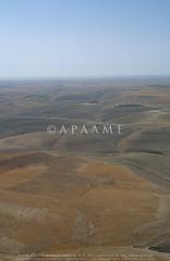 Madaba Ruin 19 (Kaum/Kom) (APAAME) Tags: archaeology ancienthistory middleeast airphoto aerialphotography aerialarchaeology mukawer