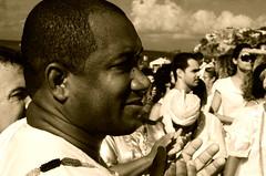 Yemanja (marciomfr) Tags: blackandwhite bw brasil pb retratos bahia salvador fotografia mfr lavagem yemanja riovermelho 2defevereiro festadeyemanja marciofr