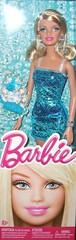 Glitz Barbie NRFB (farmspeedracer) Tags: blue woman girl beauty glitter doll box barbie blonde glam glitz nrfb playline