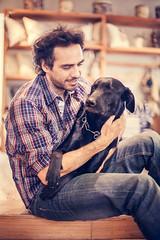 OH MY DOG (Celeste Martearena) Tags: dog love sports animal puppy advertising photography vegan tennis cachorro editorial doggy veggie fotografia mariano pura comercial celeste quimica zabaleta ohmydog martearena
