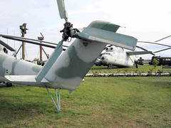 """Mi-24 Hind (6) • <a style=""""font-size:0.8em;"""" href=""""http://www.flickr.com/photos/81723459@N04/9964220444/"""" target=""""_blank"""">View on Flickr</a>"""