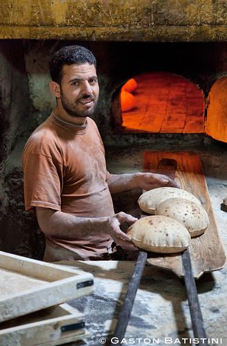 The Baker.