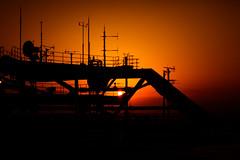 20131107_01_Roppongi Sunset (foxfoto_archives) Tags: sunset ex japan photoshop canon eos 50mm tokyo mark f14 sigma hills adobe ii  5d roppongi    dg 52 lightroom      hsm