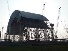 Chernobyl - la volta di contenimento (plutogno) Tags: vault reactor