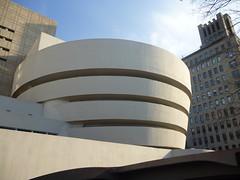 The Guggenheim Musuem (randompixne1) Tags: new york city guggenheim musuem