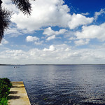 Lake Monroe, Florida  Photo captured with the Apple iPhone 5 thumbnail
