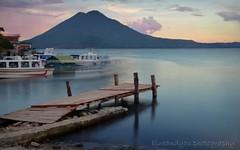 Lago de Atitln (blueandyou.photography) Tags: mountain lake landscape volcano photo nikon foto guatemala berge landschaft lakeatitlan