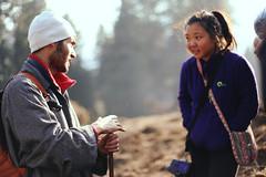 Aru, Kashmir (Liisa Toomus) Tags: travel family people snow mountains nature portraits trekking asia hike wanderlust kashmir srinagar gipsy aru